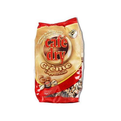 Caramelos Café Dry Creme Intervan 1Kg.