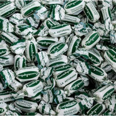Caramelos Eucalipto la Asturiana