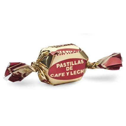 Caramelos el Caserio Pastillas Café y Leche