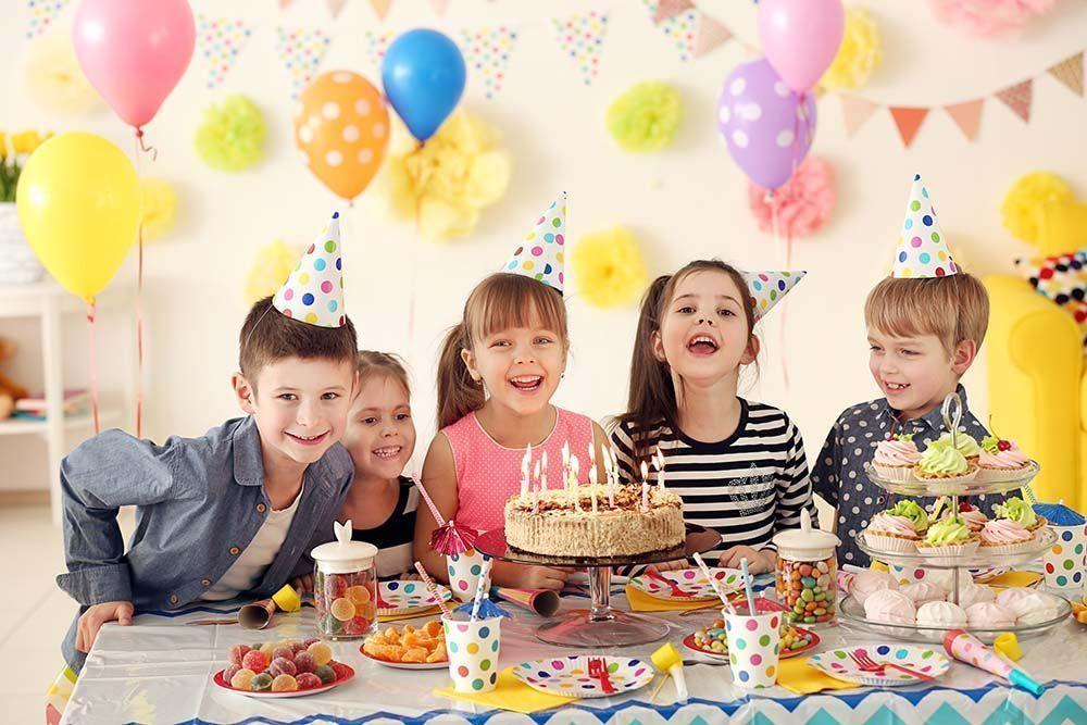 Golosinas para Cumpleaños