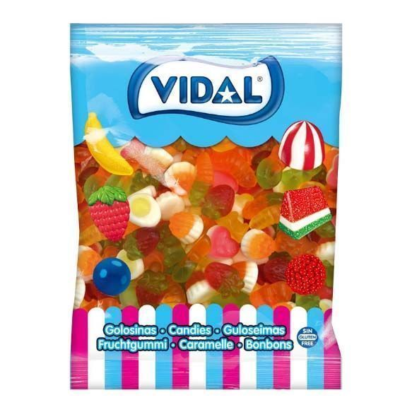 Gominolas Vidal Fab MIX JL 1kg