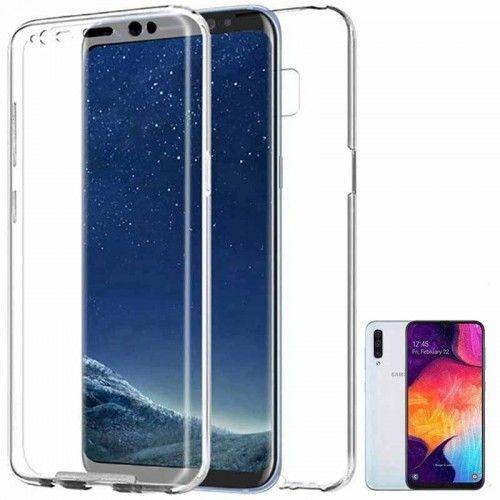 Funda 360 Grados para Samsung Galaxy A30 / A50 Transparente