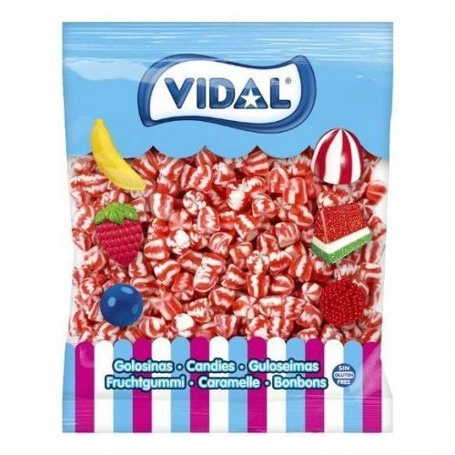 Besos Twist Vidal 250 Unidades