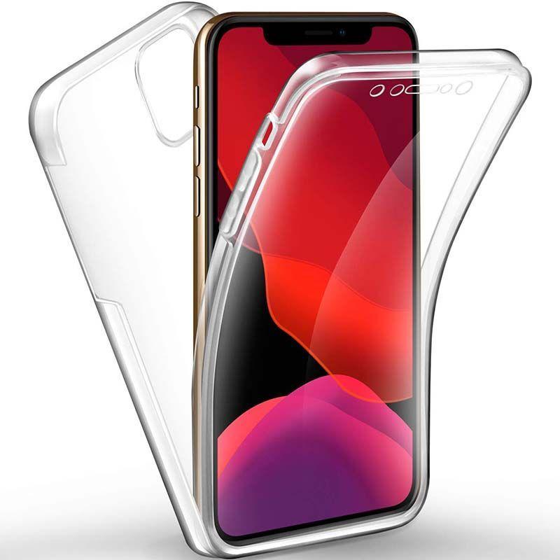 Funda 360 Grados para Iphone 11 5.8 pulgadas Transparente