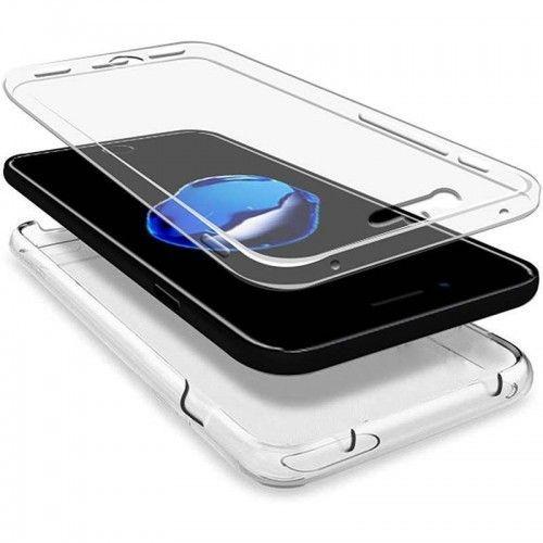Funda 360 Grados para Iphone 7/8 Transparente