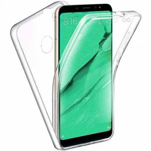 Funda 360 Grados para Huawei Y6 2019 Transparente