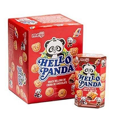 Galletas Hello Panda chocolate 10 Uds.