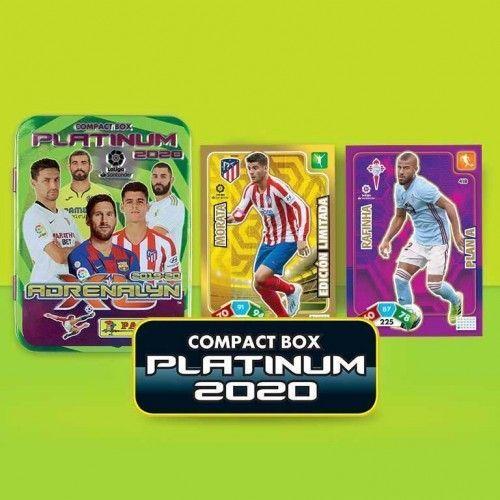 LATA COMPACT BOX PLATINUM 2020 PANINI