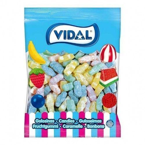Gominolas Vidal Jelly Babies 1Kg