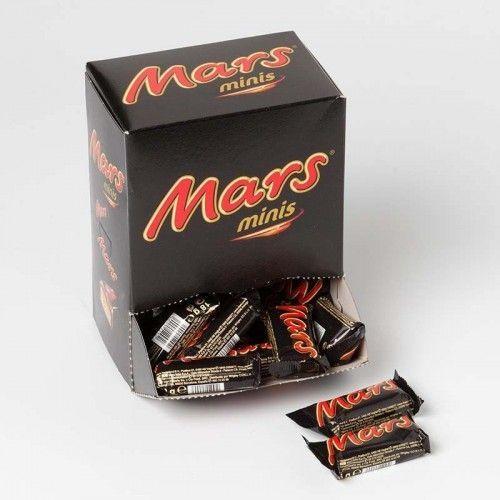 Chocolatina Mars Mini 40 Uds