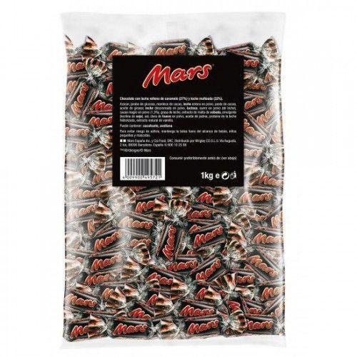Miniaturas Chocolatina Mars