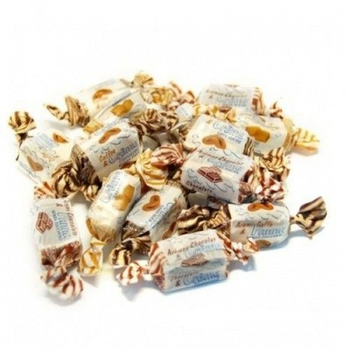 Caramelos Verquin Toffee y Nata S/A 100g.