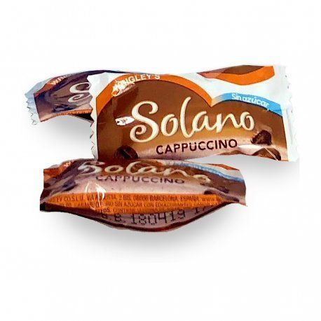 Caramelos Solano Cappuccino 900 Gr.