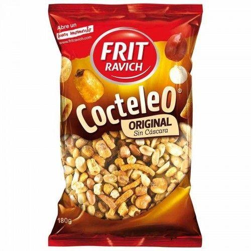 Cocteleo Original Sin Cáscara Frit Ravich 1 Kg
