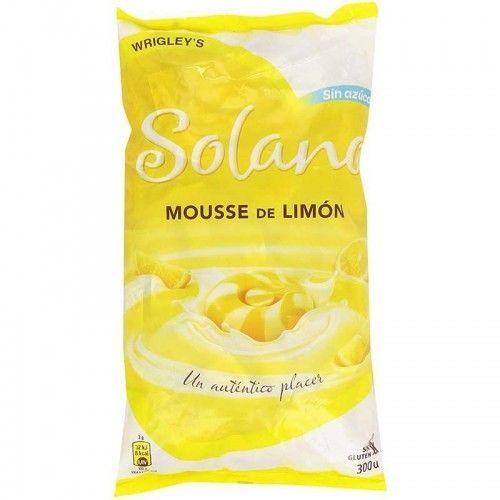 Caramelos Solano Mousse de Limón 900 Gr.