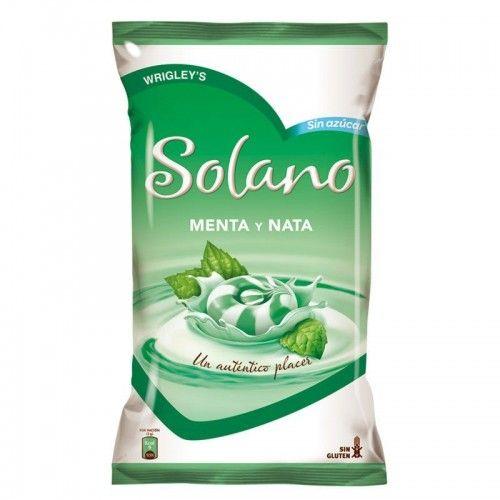 Caramelos Solano Menta y Nata 900 Gr.