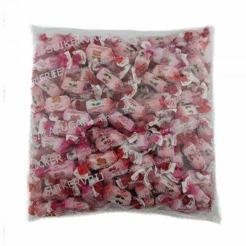 Caramelos Verquin Frutos Rojos S/A 1Kg.