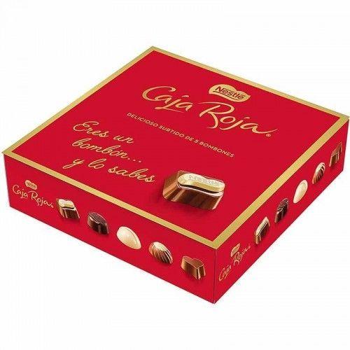 Bombones Caja Roja Nestle