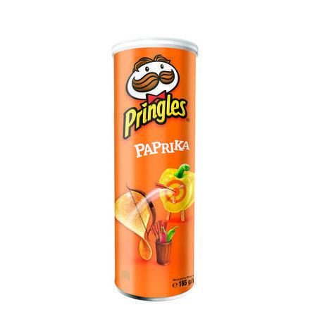 Pringles Paprika 165g