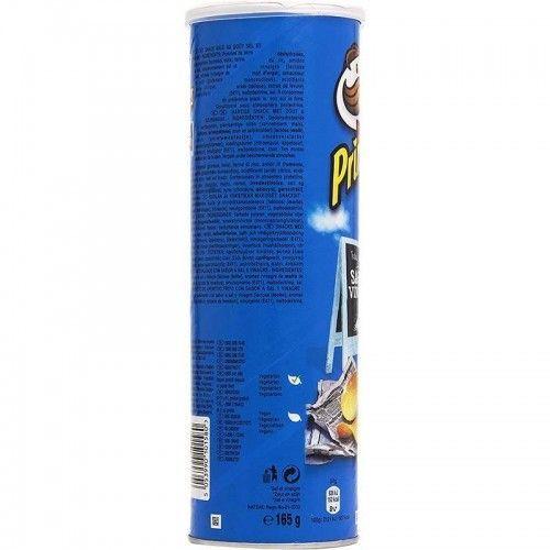 Pringles Sal y Vinagre 165g