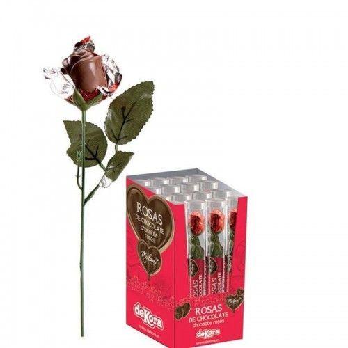 Rosa de Chocolate Dekora 20g