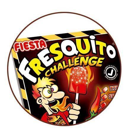 Fresquito Challenge Fiesta 1 Uds