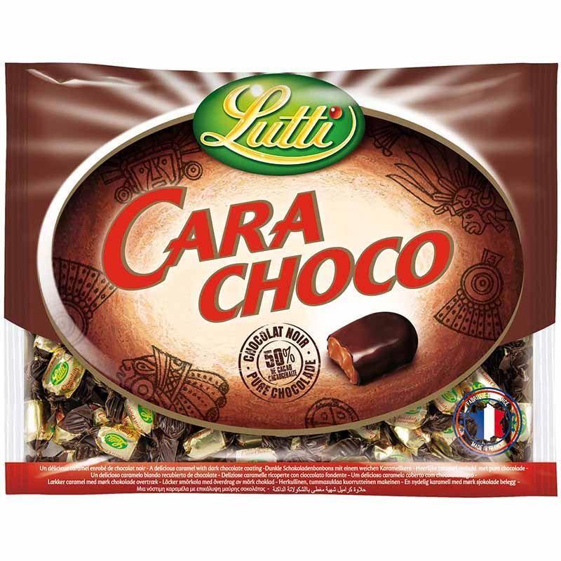Caramelos Carachoco Lutti