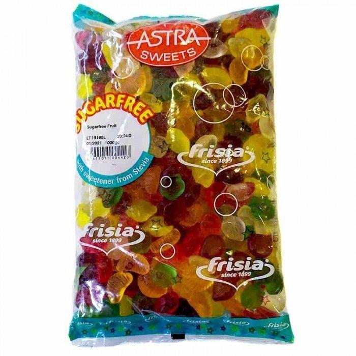 Gominolas Astra Frutas Sin Azucar 1 Kg
