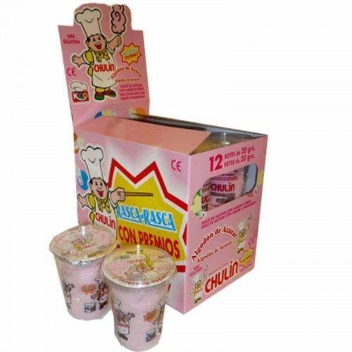 Algodón de Azúcar Chulin 20g Churruca